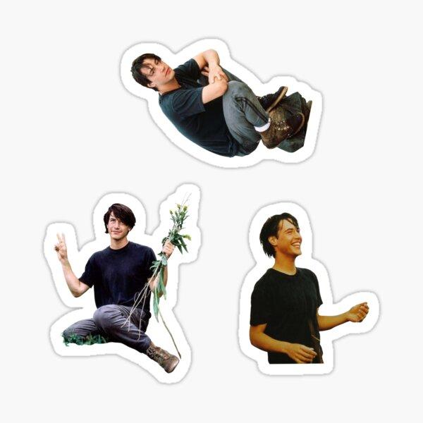 Keanu Sticker Pack Sticker