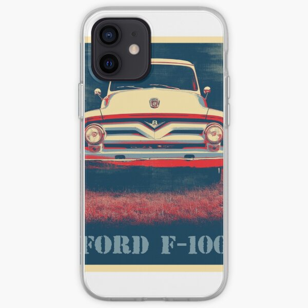 ford f100 - hope iPhone Soft Case