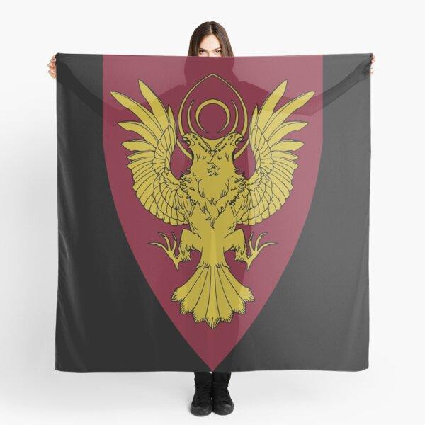 Fire Emblem 3 Houses: Adrestian Empire Crest Scarf