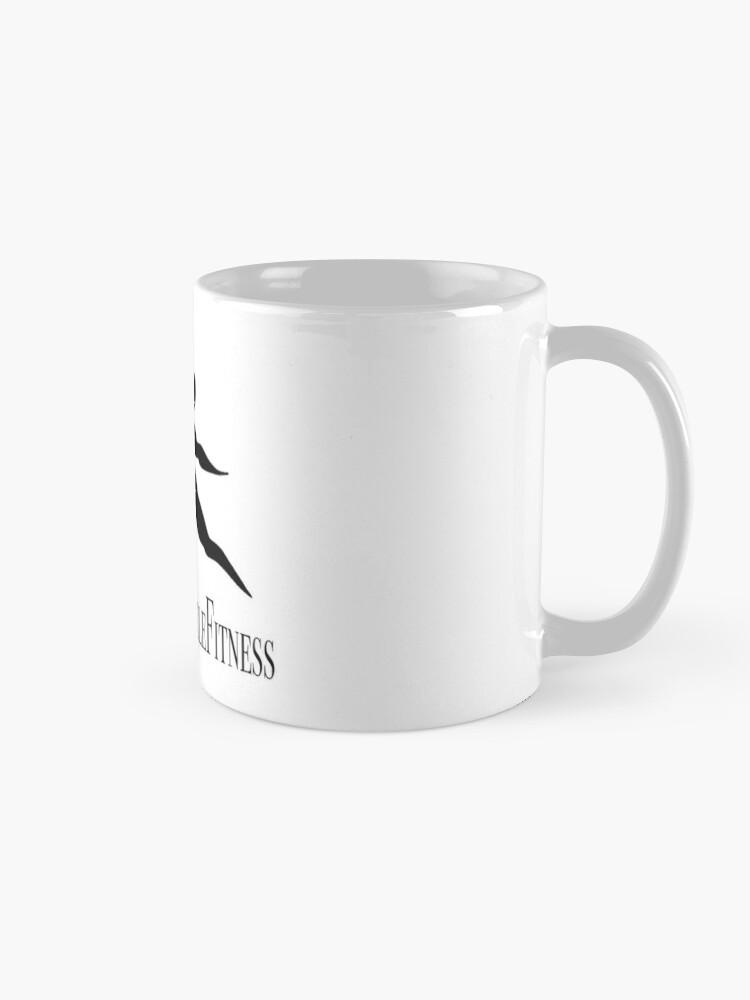 Alternate view of Morning Joe Mug