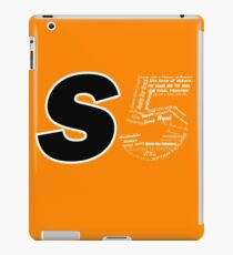 Castle S5 iPad Case/Skin