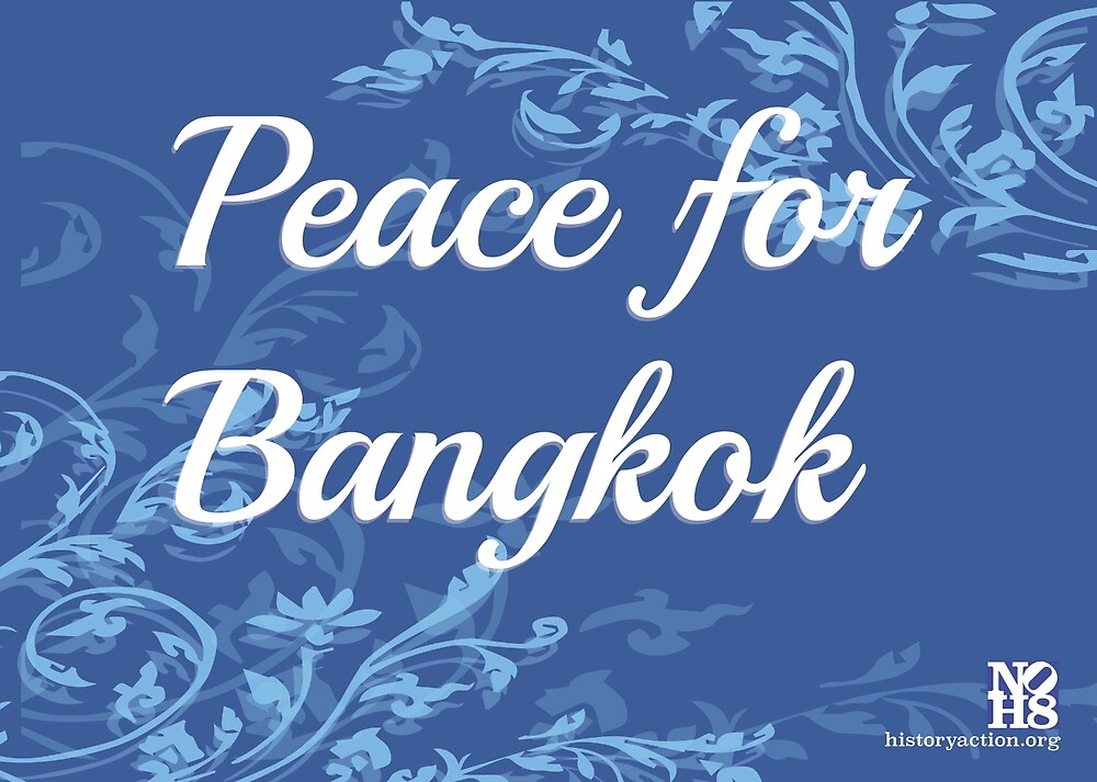 Peace for Bangkok by HistoryAction
