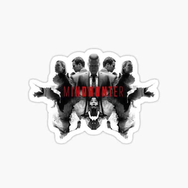 Mindhunter   Inkblot Sticker