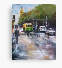 Melbourne Tram Canvas Print