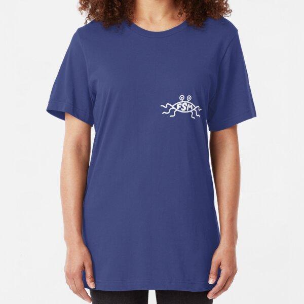FSM - Flying Spaghetti Monster Slim Fit T-Shirt
