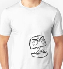 """""""angry canadian"""" - rage faces T-Shirt"""
