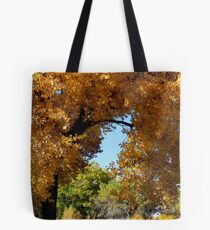 Colors of the Bosque Tote Bag
