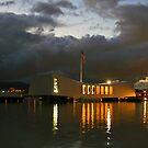 USS Arizona Memorial by Clark Thompson