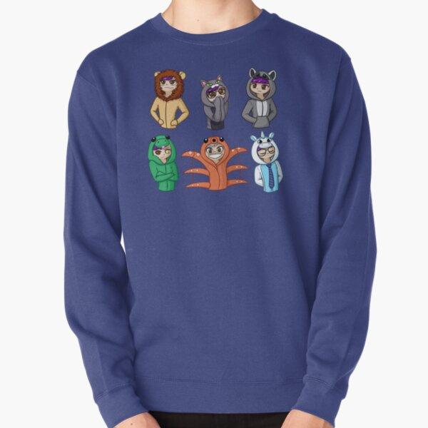 Oneside Tile - All Sides Pullover Sweatshirt