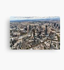 The Most Livable City Canvas Print