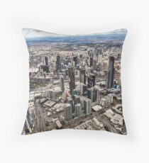 The Most Livable City Throw Pillow