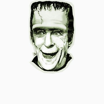 Herman Munster by alopezm
