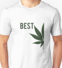 Best Buds Marijuana Cannabis Weed T-Shirt