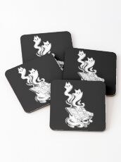 Spirit Book Coasters