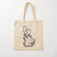 Spirit Book Cotton Tote Bag