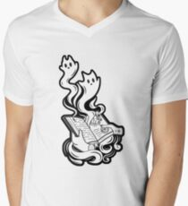 Spirit Book V-Neck T-Shirt