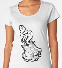 Spirit Book Premium Scoop T-Shirt