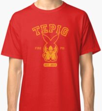 Tepig - College Style Classic T-Shirt