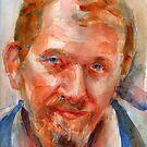 A Portrait A Day 25 - Dad by Yevgenia Watts