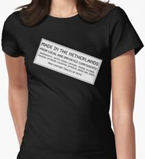 Traces Of Nuts - The Netherlands T-Shirt