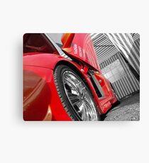 Toyota Celica Canvas Print