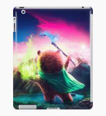 Knife Rat vs Wizard Bear iPad Case/Skin