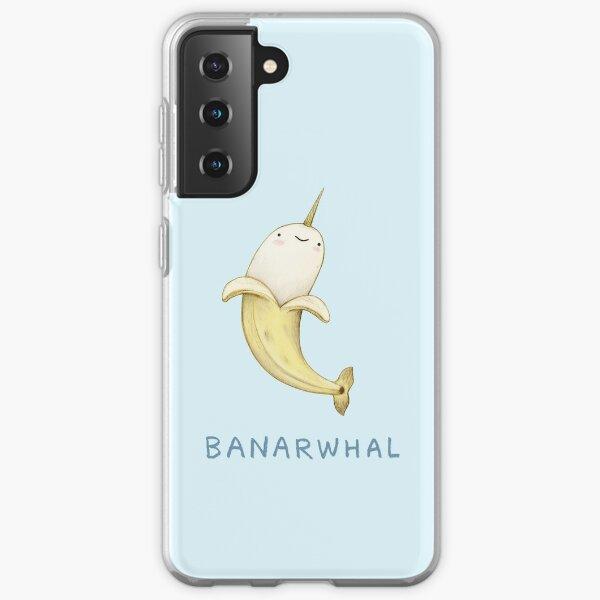 Banarwhal Samsung Galaxy Soft Case