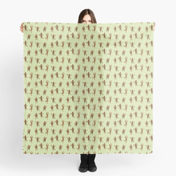 Wookie Dance Party Scarf