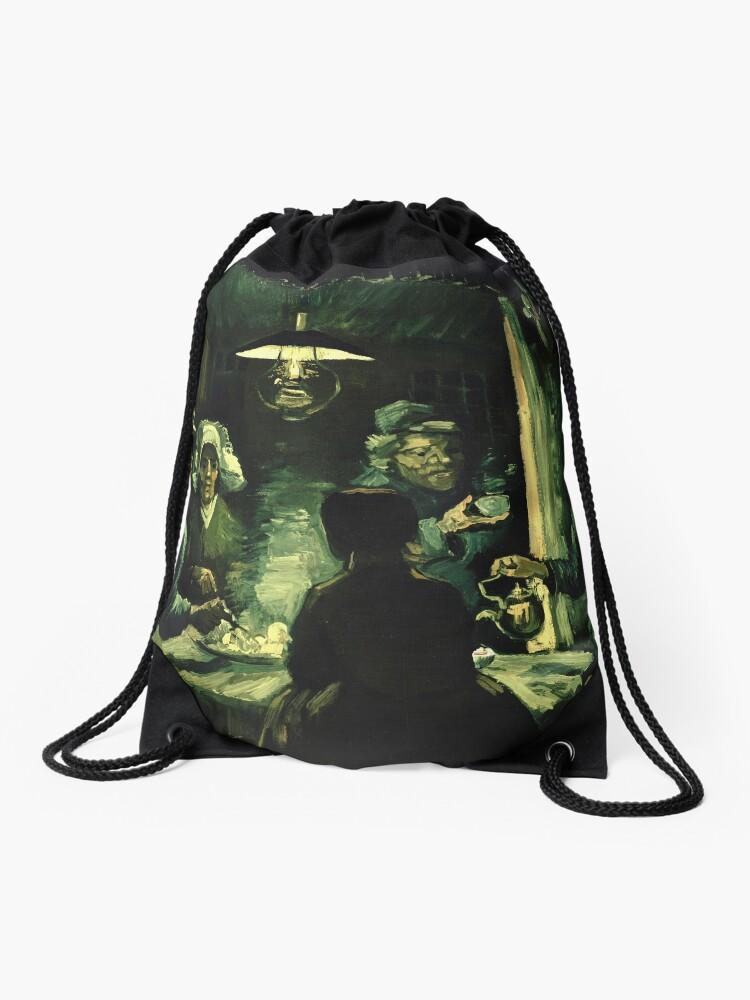 Vincent van Gogh - Los comedores de patatas | Mochila saco