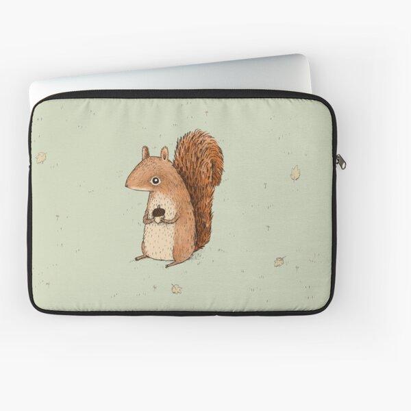 Sarah the Squirrel Laptop Sleeve