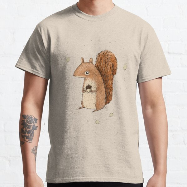 Sarah the Squirrel Classic T-Shirt
