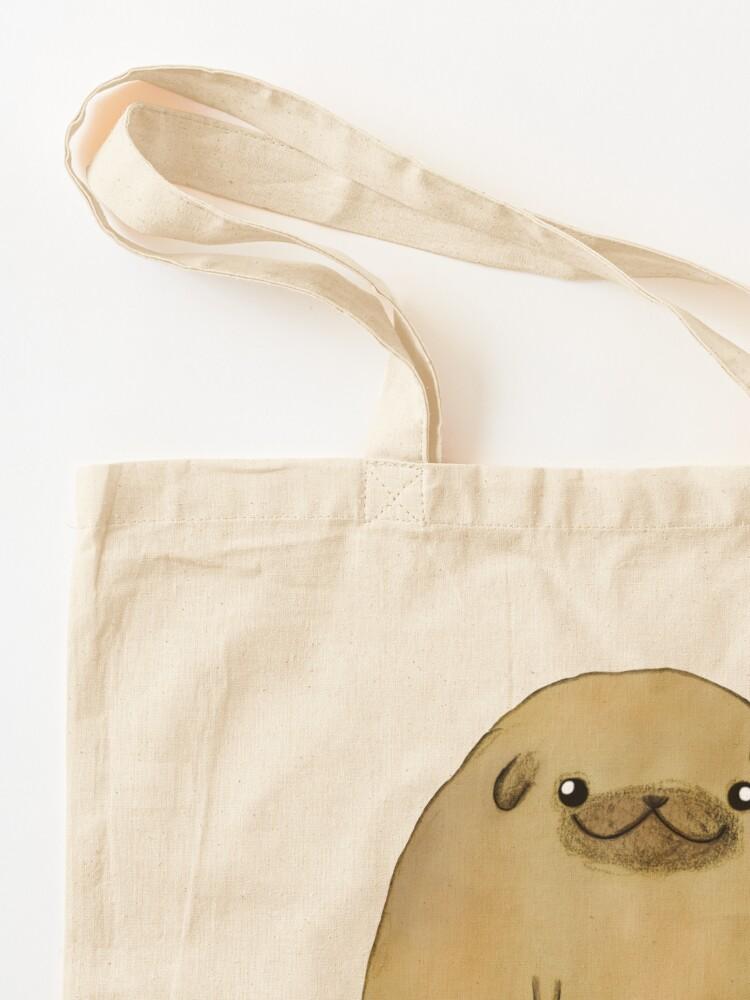 Alternate view of Pugtato Tote Bag