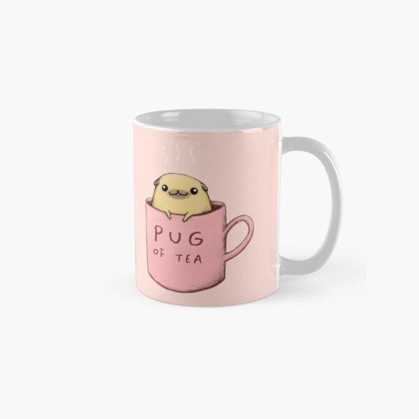 Pug of Tea Classic Mug