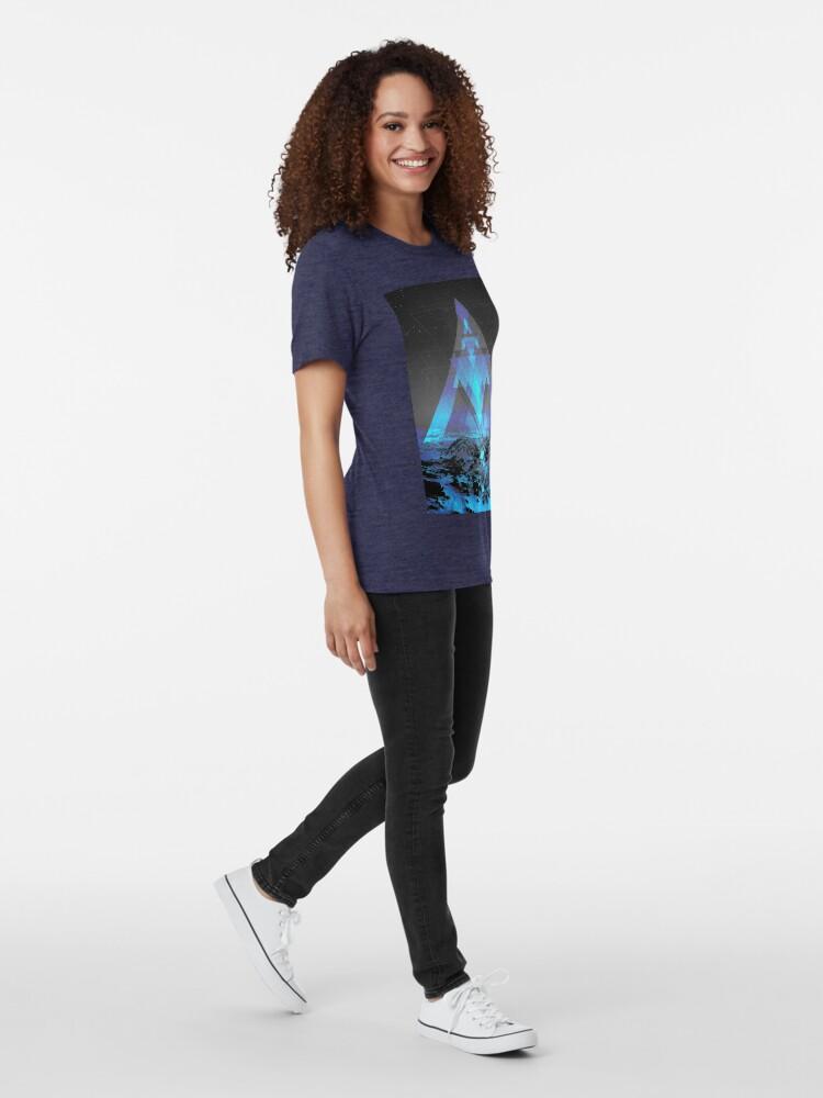 Alternative Ansicht von Weder echt noch imaginär Vintage T-Shirt