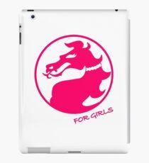 Mortal Kombat for Girls iPad Case/Skin