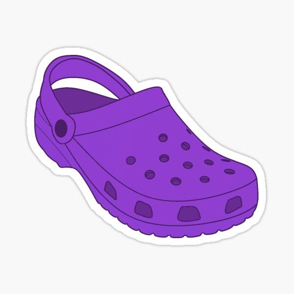 Purple Croc\