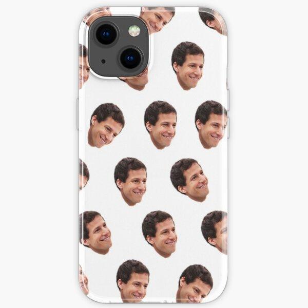 Andy Samberg as Jake Peralta iPhone Soft Case