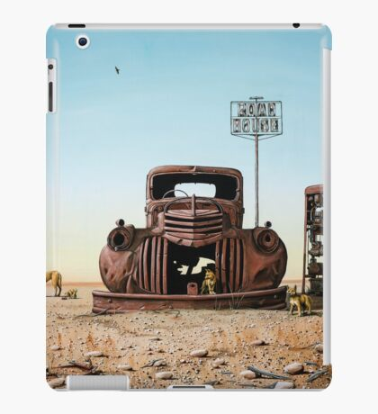 Looking For Fuel iPad Case/Skin