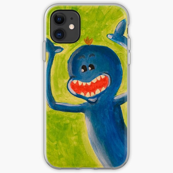 Look at Me! I'm a Painting! iPhone Soft Case
