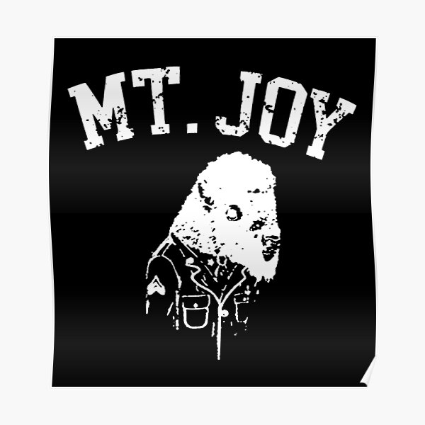 Whito Show Astrovan Mt. Joy Tour 2019 Poster