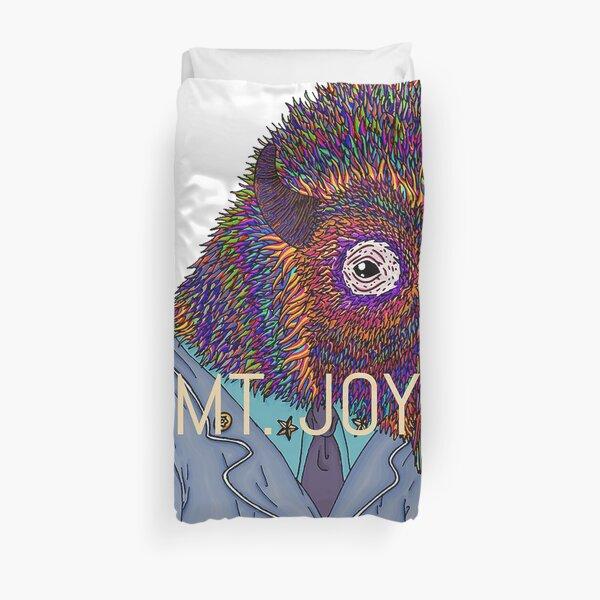Rain Show Astrovan Mt. Joy Tour 2019 Duvet Cover