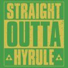 Straight Outta Hyrule by Matt Sinor