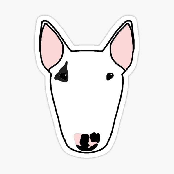 Bruce The Bully Sticker
