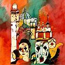 Venetian Mystery by Tamsin Haggis
