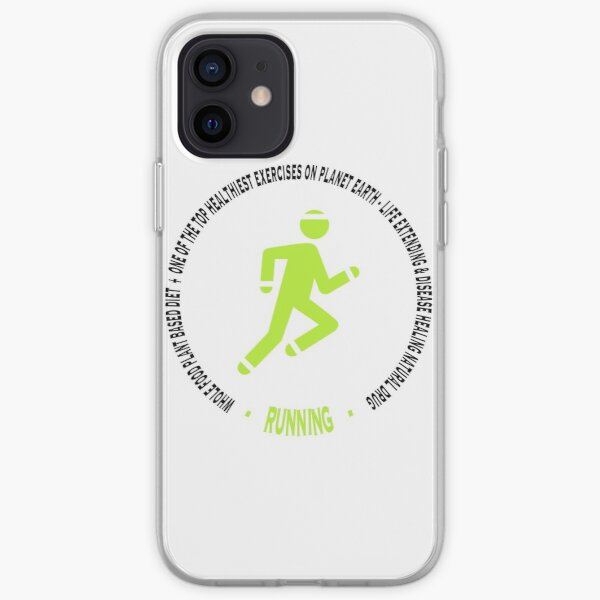 The Runner iPhone Soft Case