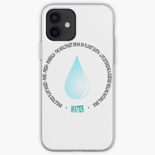 The Water iPhone Soft Case