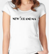 New Grandma Women's Fitted Scoop T-Shirt