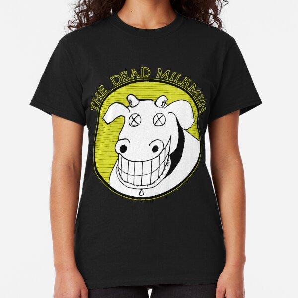 The Dead Milkmen smiling dead cow Classic T-Shirt