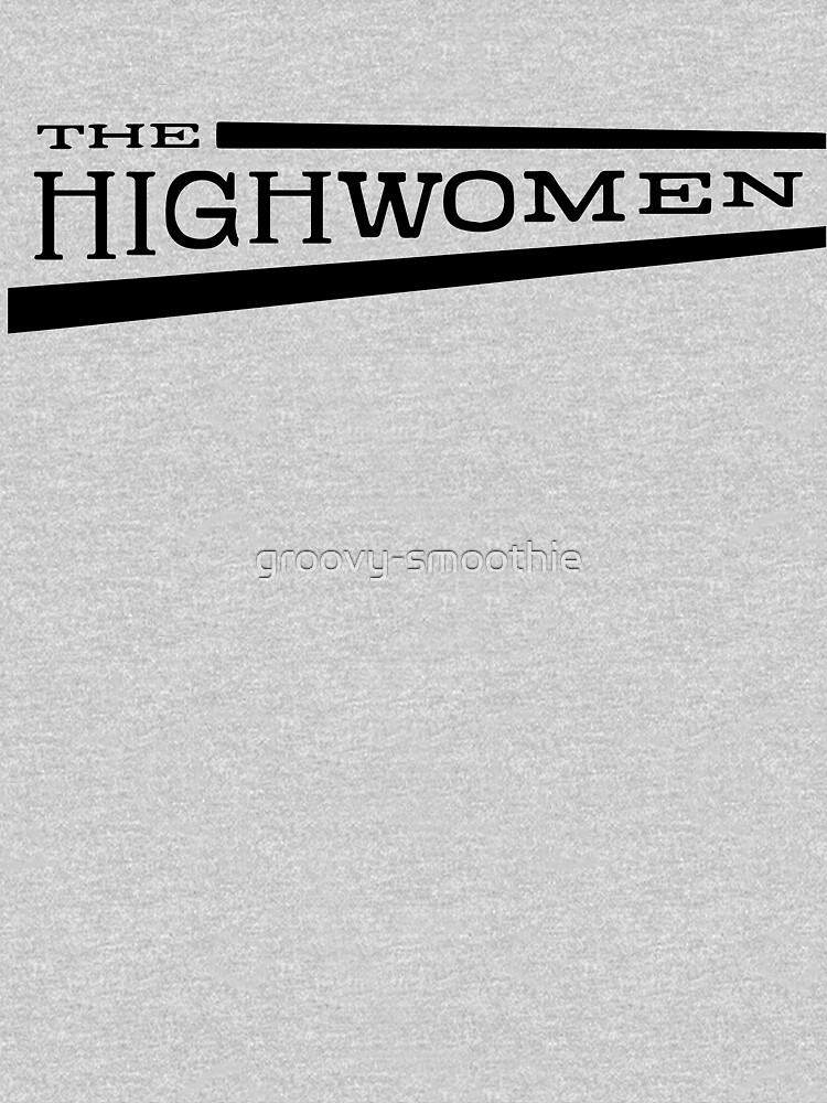 The Highwomen Logo by groovy-smoothie