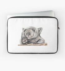 Lucy the Wombat Laptop Sleeve